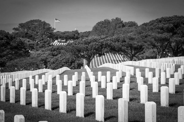 Fort Rosecrans Cemetry